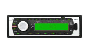 CD/MP3-ресивер с USB URAL (Урал) CDD/MP3-173SA Green
