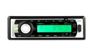 CD/MP3-ресивер с USB URAL (Урал) CDD/MP3-174SA green